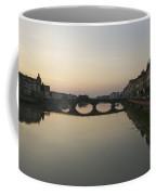 Florence, Tuscany, Italy, Sunset Coffee Mug