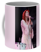 Florence Welch Singer Of Florence And The Machine Performing Live - 002 Coffee Mug