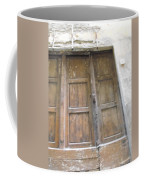 Florentine Door 4 Coffee Mug