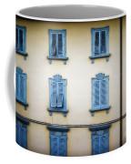 Florentine Shutters Coffee Mug