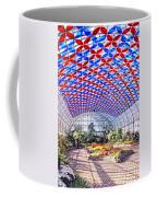 Florescence Lightshow Coffee Mug