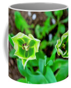 Florescent Green In Stereo Coffee Mug