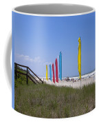 Florida Beach On The Atlantic Coffee Mug