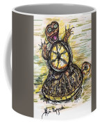 Florida Box Turtle Coffee Mug