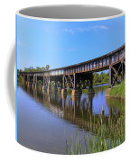 Florida East Coast Railroad Bridge Coffee Mug