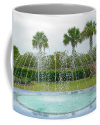 Florida Fountain Coffee Mug