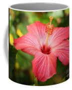 Florida Hibiscus Coffee Mug