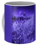 Florida Lagoon In Ir Coffee Mug