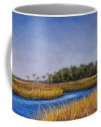 Florida Marsh In June Coffee Mug