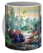 Florida Osceola Turkeys- The Two Kings Coffee Mug