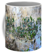 Florida Pond Coffee Mug