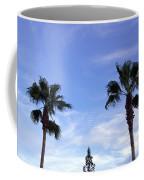 Florida Queen Palm   Coffee Mug