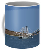 Florida Shrimper Coffee Mug