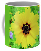 Florida - Yellow - Wildflower Coffee Mug