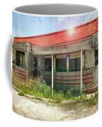 Flo's Roadside Diner Coffee Mug