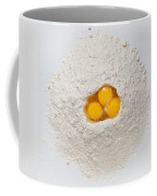 Flour And Eggs Coffee Mug