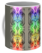 Flow - Stereogram Coffee Mug