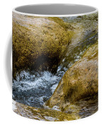 Flow Through And Eddy Coffee Mug