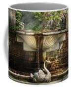 Flower - Wisteria - Fountain Coffee Mug