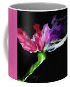 Flower In The Dark 3 Coffee Mug