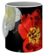 Flower 55 Coffee Mug