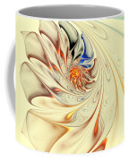 Flower Abstract Light Coffee Mug