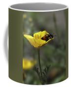 Flower And Bug Coffee Mug