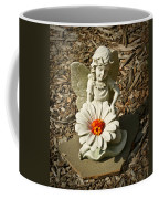 Flower Angel Coffee Mug