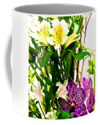 Flower Arrangement 1 Coffee Mug