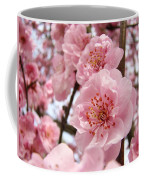 Flower Blossoms Art Spring Trees Pink Blossom Baslee Troutman Coffee Mug