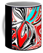 Flower Burst Of Color Coffee Mug