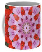 Flower Burst Coffee Mug