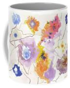 Flower Connection Coffee Mug