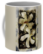 Flower Design Coffee Mug