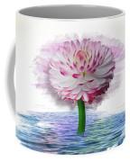 Flower Digital Art Coffee Mug