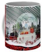 Flower Dome 2 Coffee Mug