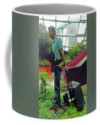 Flower Dome 30 Coffee Mug