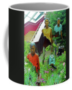 Flower Dome 34 Coffee Mug