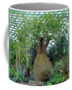 Flower Dome 6 Coffee Mug