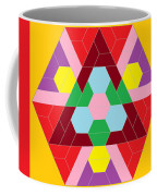 Flower Face Coffee Mug