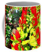 Flower Flames Coffee Mug