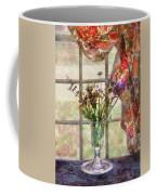 Flower - Flower - A Vase Of Flowers  Coffee Mug