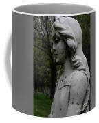 Flower Girl Profile Coffee Mug