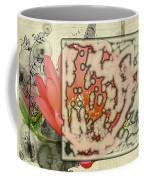 Flower-h Coffee Mug