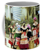 Flower Hmong Women 02 Coffee Mug
