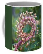 Flower In The Round Coffee Mug