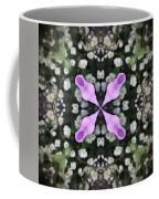 Flower Kaleidoscope_001 Coffee Mug