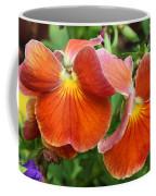 Flower Lips Coffee Mug