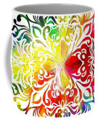 Flower Mandala 3 Coffee Mug