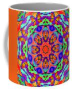 Flower Mandala 4 Coffee Mug